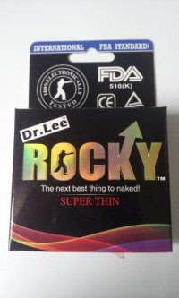 Dr.Lee Rocky Super Thin