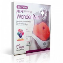 MYMI ANTI-OBESITY SLIMMING WONDER BELLY WING PATCH - 1 BOX