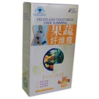Fruit and vegetable Fiber slimming capsules- full body