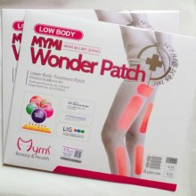 MYMI ANTI-OBESITY SLIMMING LOWER BODY PATCH - 1 BOX